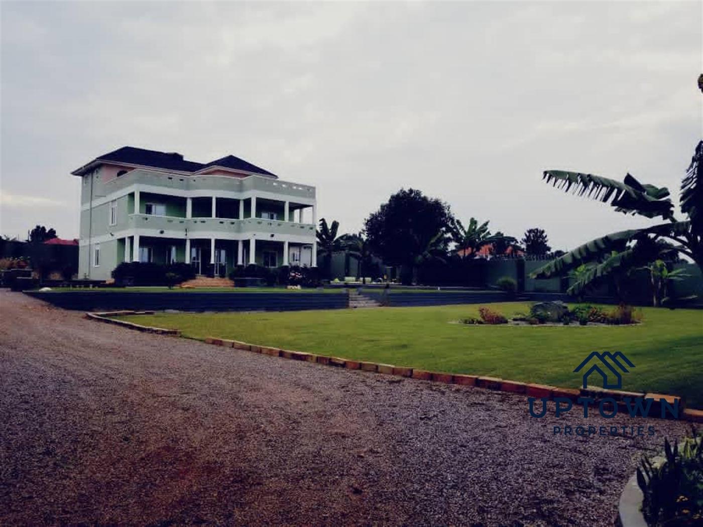 Storeyed house for sale in Bweya Kampala