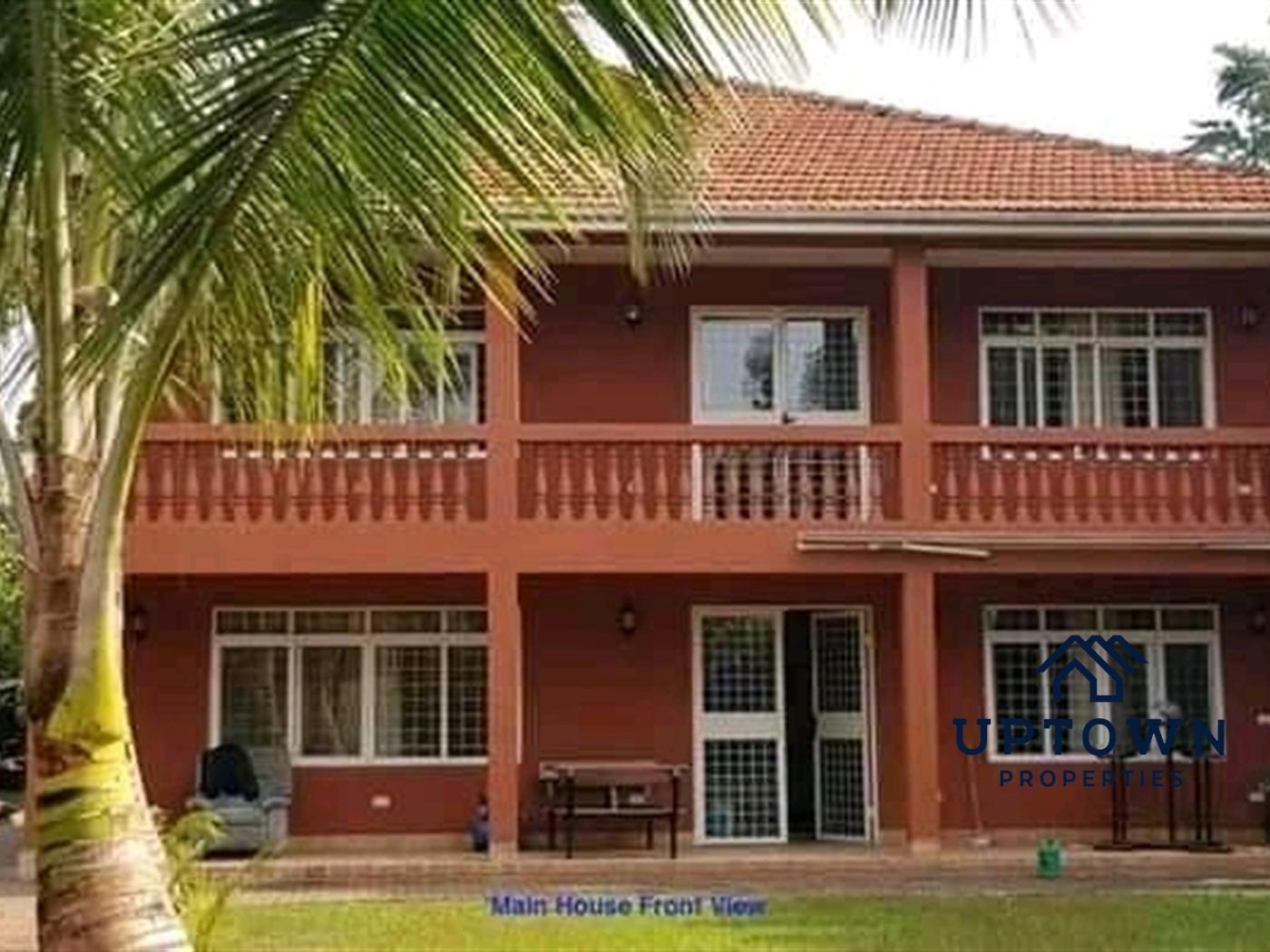 Storeyed house for rent in Muyenga Kampala