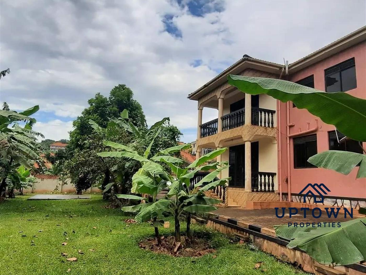 Storeyed house for sale in Ntinda Kampala