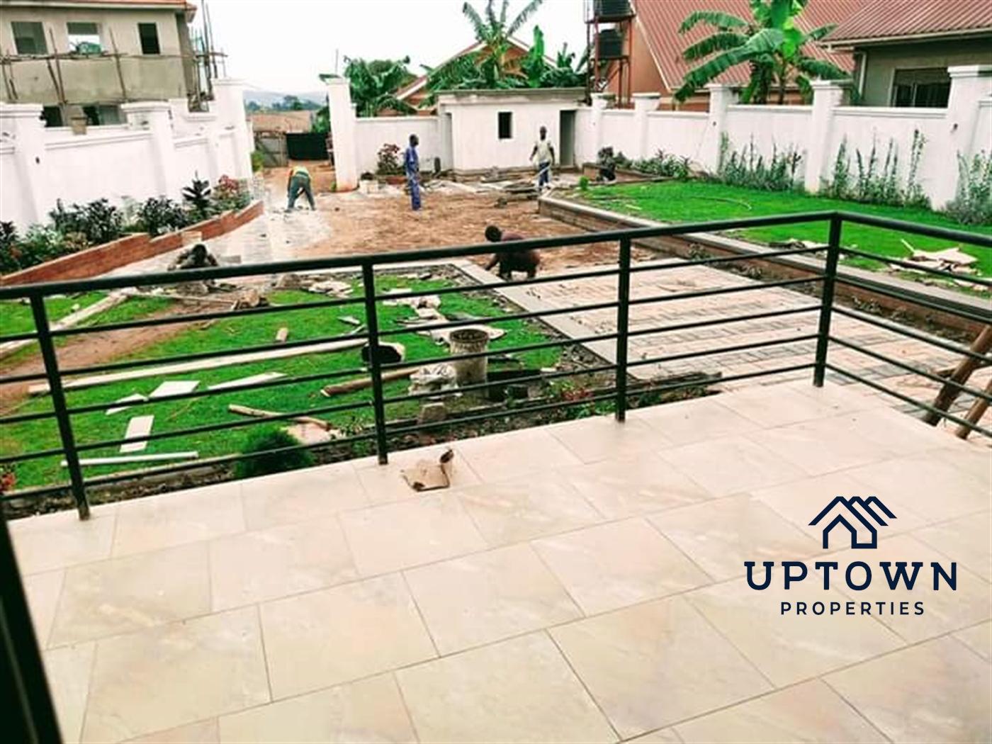 Mansion for sale in Kyaliwajjala Kampala