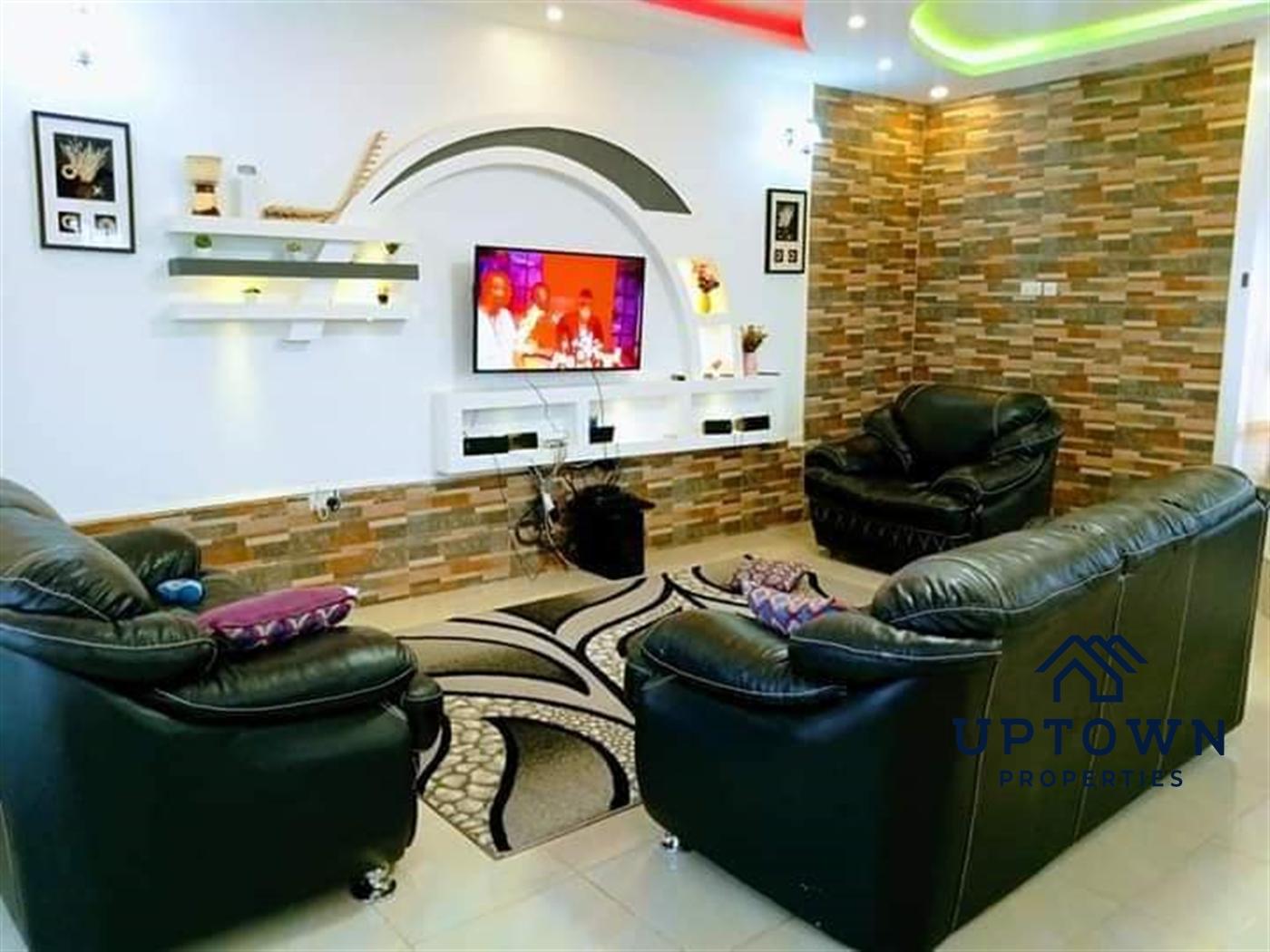 Storeyed house for sale in Bwebajja Wakiso