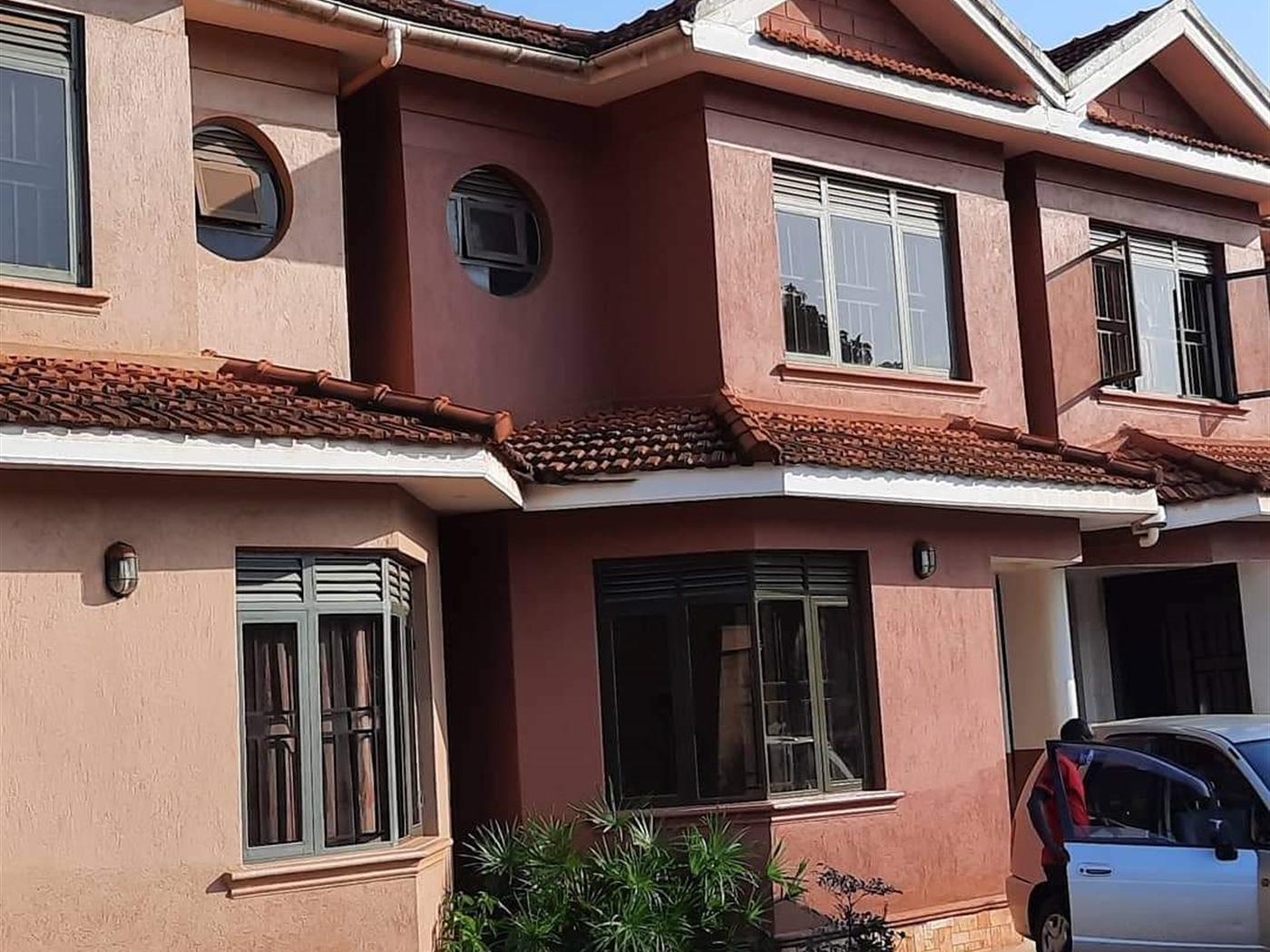 Duplex for rent in Kiwatuule Kampala