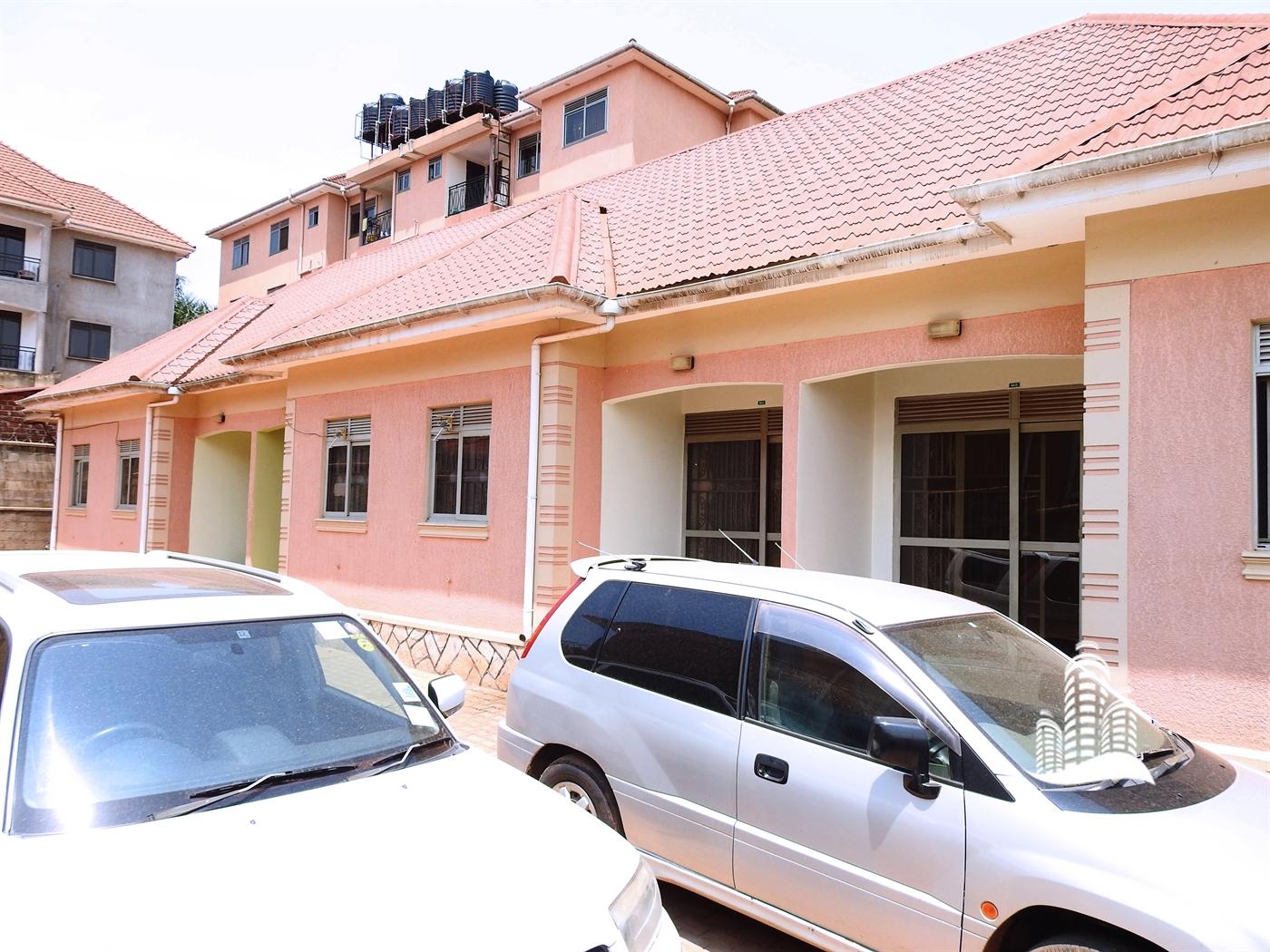 Rental units for rent in Najjera Wakiso