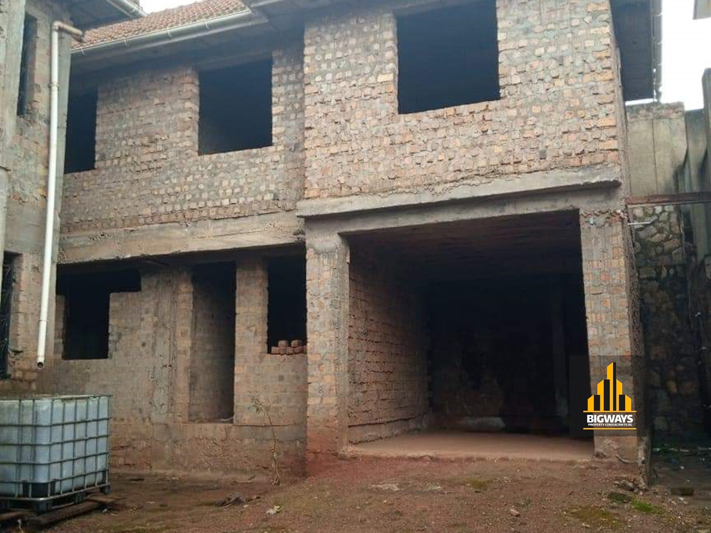 Shell House for sale in Sseguku Wakiso