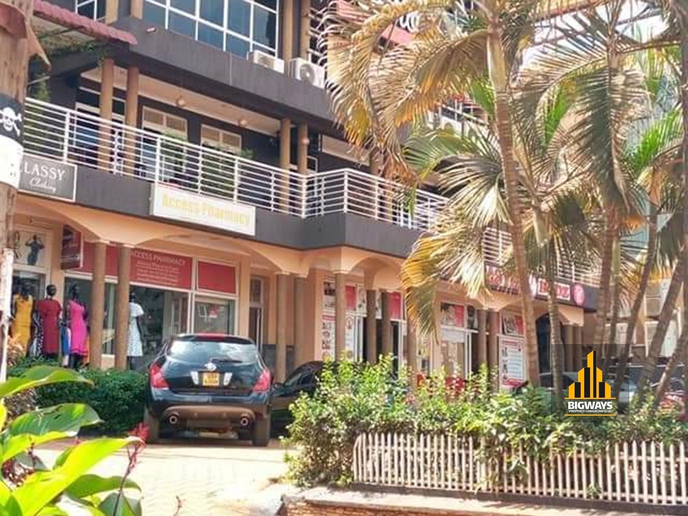 Commercial block for sale in Naguru Kampala