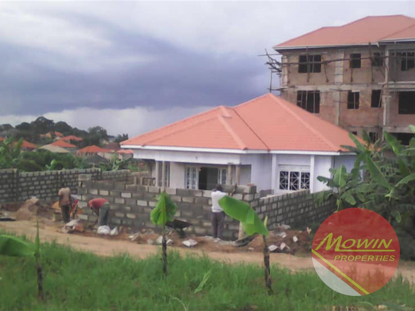Bungalow for sale in Bulindo Mukono
