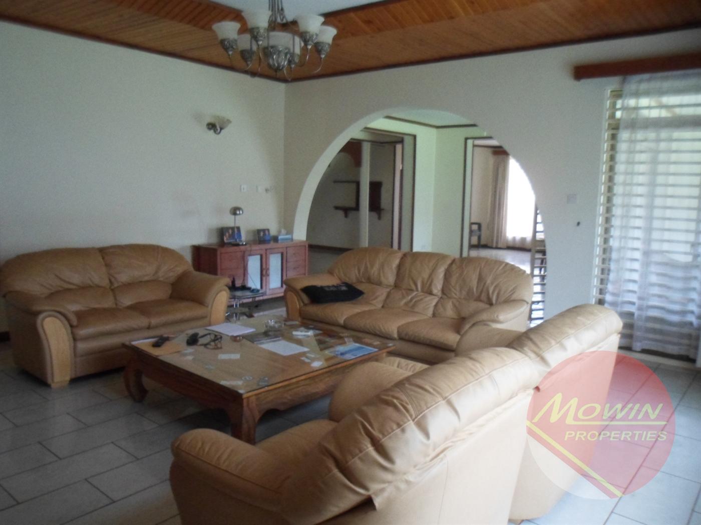 Villa for rent in Bugolobi Kampala