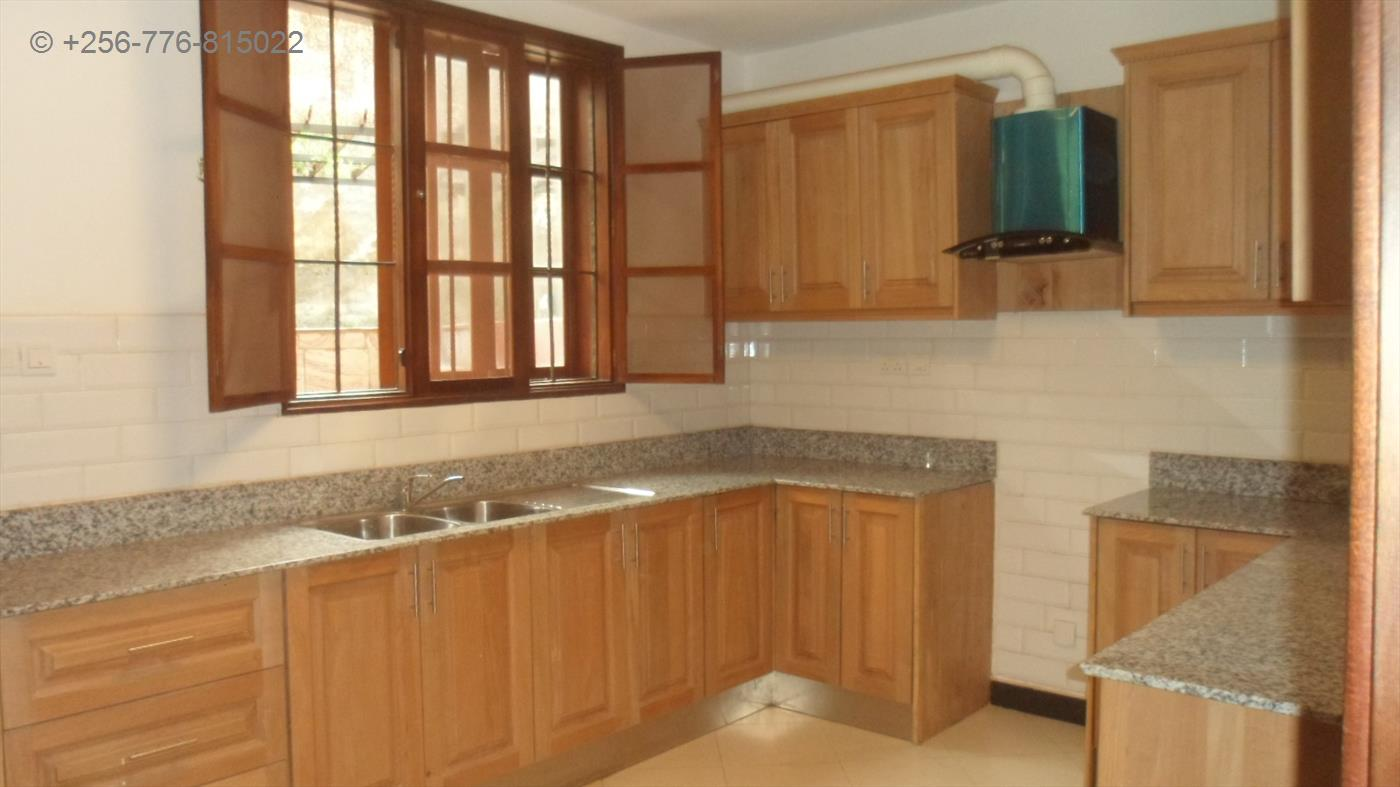 Maisonette for rent in Kololo Kampala