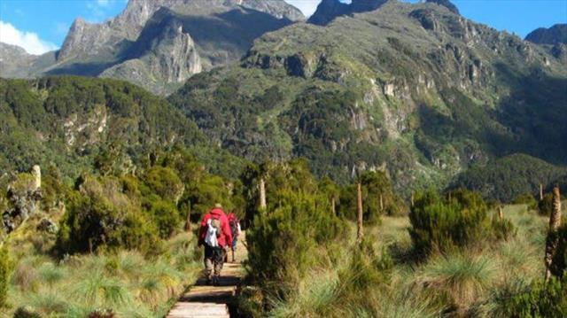 3 Days Mt Elgon Hike