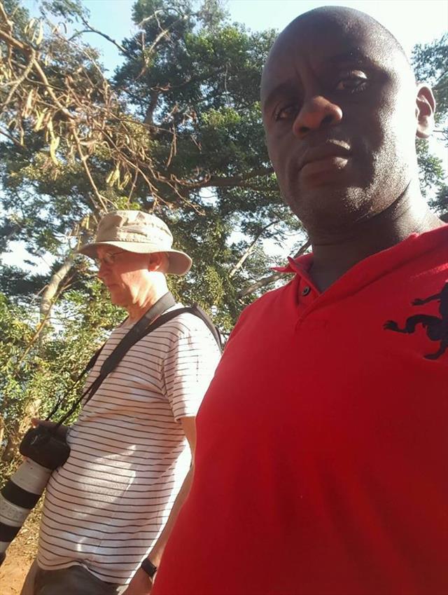 Kakomo Siraji Tour Guide Driver